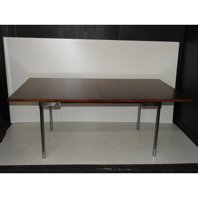 Hans Wegner for Andreas Tuck AT-322 Rosewood Dining Table - Image 2 of 9