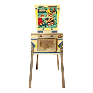 1968 Gottlieb Domino Pinball Machine For Sale