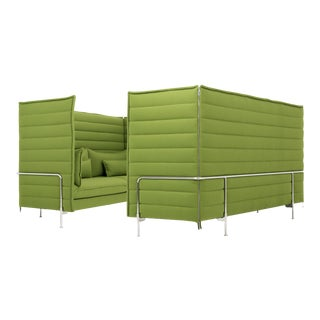 Pair of Ronan & Erwan Bouroullec Alcove Xtra High Sofa For Sale