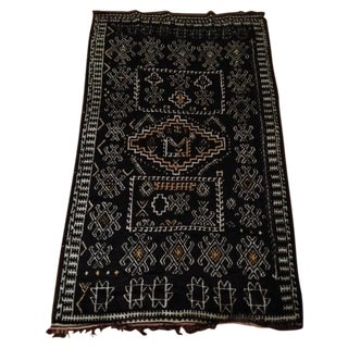 Antique Berber-Style Moroccan Rug For Sale