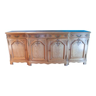 Early 20th Century Vintage French Console For Sale