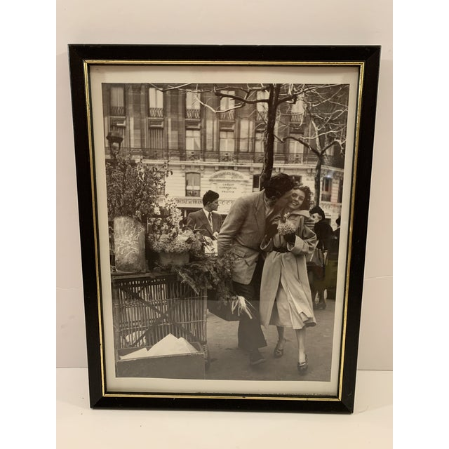 French 1990s Robert Doisneau Graphique De France Photo Reprint Offset Lithographs - Set of 5 For Sale - Image 3 of 13