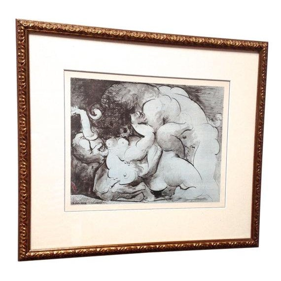 Pablo Picasso Minotaur Lithograph For Sale - Image 10 of 10