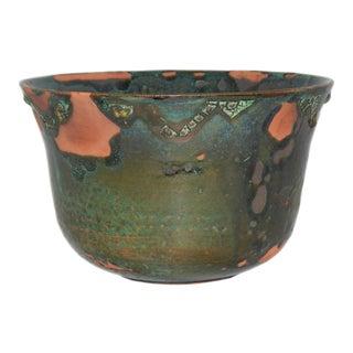 Andrew Wilder Skytop Ceramic Vessel For Sale
