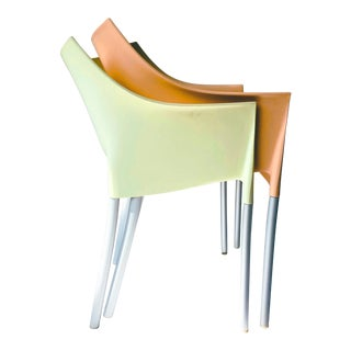 Philippe Stark for Kartell Dr. No Armchairs - a Pair For Sale
