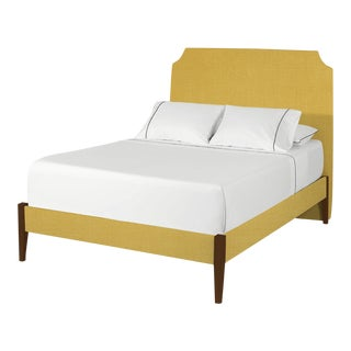 The Crown Bed - Queen - Charles - Italian Blend, Lemongrass For Sale