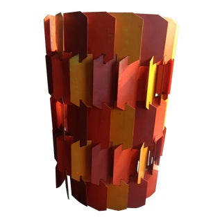 1970s Louis Weisdorf for Lyfa Pendant Shade For Sale
