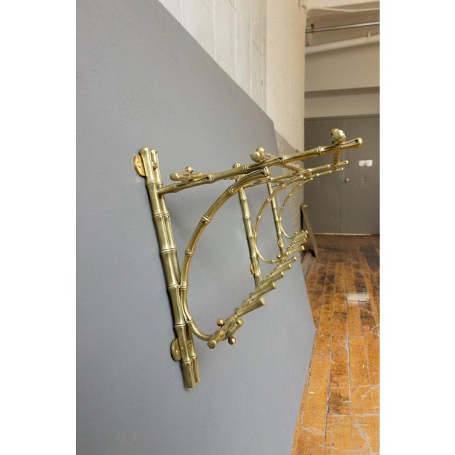 French Bronze Coat Rack by Maison Bagués. - Image 6 of 7