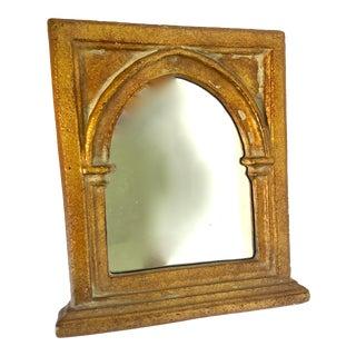 1990s Traditional Kulicke Replica Framed Mirror