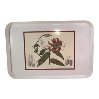 Vintage Royal Horticulture Society Collection Tray