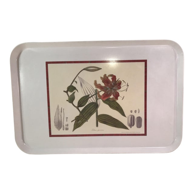 Vintage Royal Horticulture Society Collection Tray For Sale