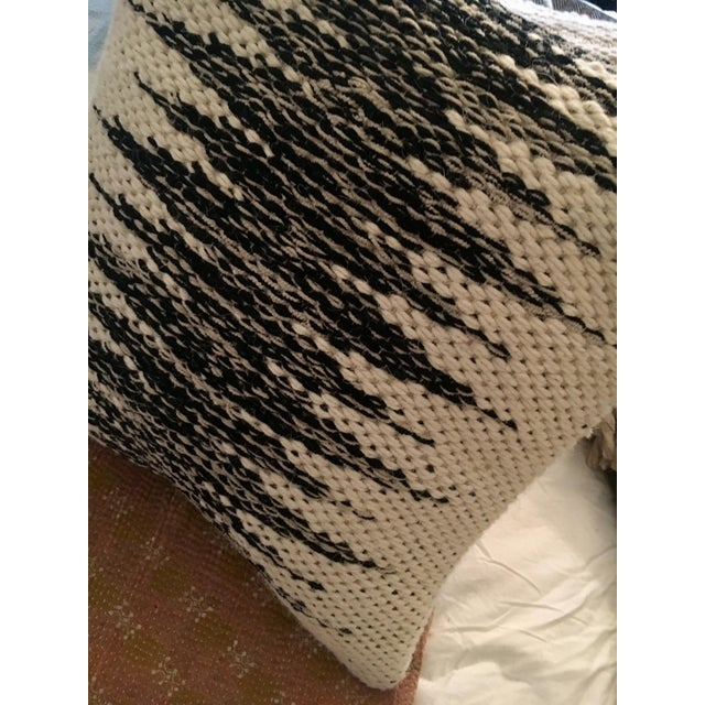 Black & Ivory Loloi Chaney Pillow - Image 2 of 3