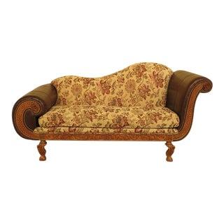 Southwood Leather & Upholstered Designer Sofa