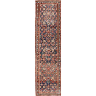 "Apadana - Vintage Persian Rug, 3'5"" x 13'4"""