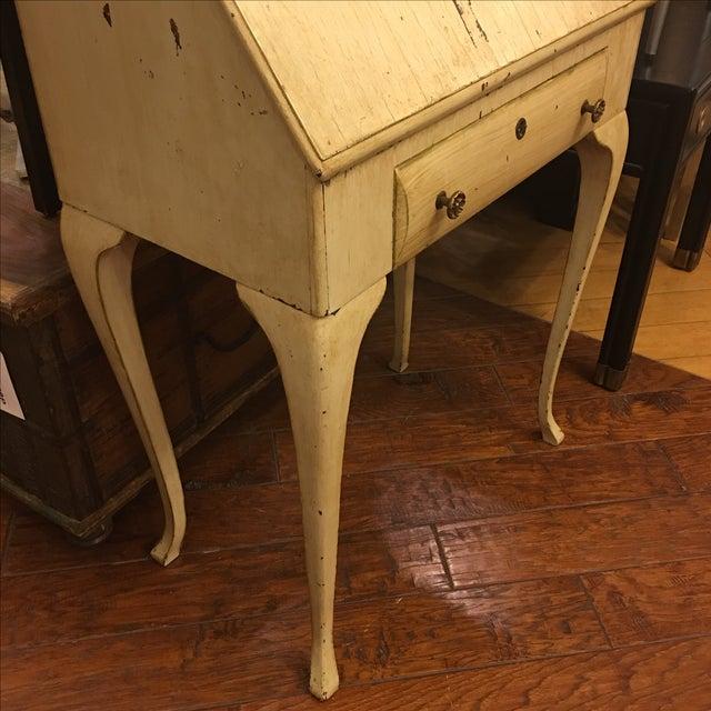 Vintage Shabby Chic Secretary Desk - Image 6 of 11