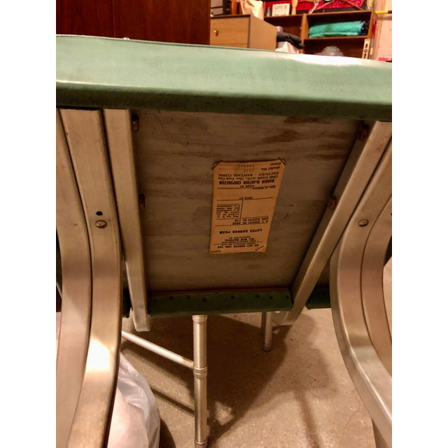 Rare Warren McArthur Bar Stool/Kitchen Stool 1930's For Sale - Image 10 of 11