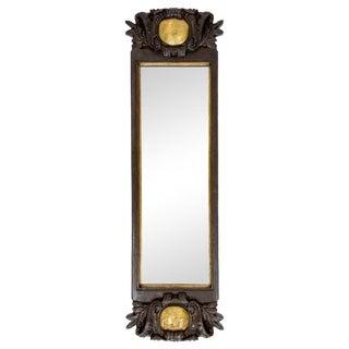 Parcel Gilt Pier Mirror For Sale