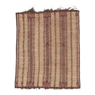 Mid 20th Century Moroccan Tuareg Mat For Sale