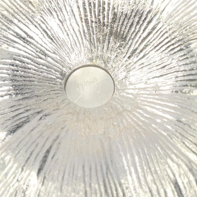 "Michael Aram for Waterford ""Daisy Flower"" Enameled Aluminum Bowl For Sale In Chicago - Image 6 of 8"