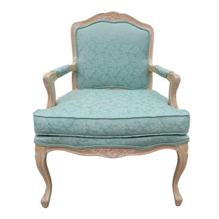 Late 20th Century French Arm Chair For Sale