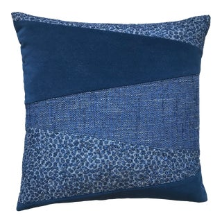 Moody Blues Reversible Pillow For Sale