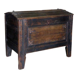 18th Century Dowry Chest For Sale
