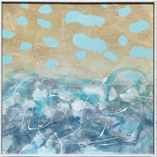 Beth Downey Abstract Seascape 2 For Sale