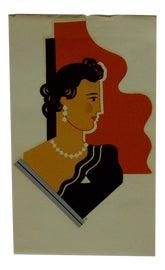 Image of 1930s Wallpaper