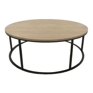 Modern Mitchell Gold + Bob Williams Allure Round Cocktail Table
