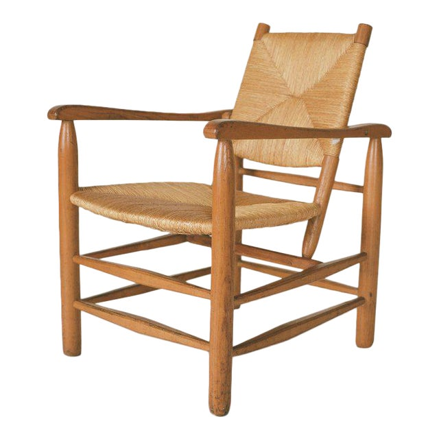 Charlotte Perriand No. 21 Chair For Sale