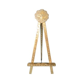 Florentine Table Easel For Sale