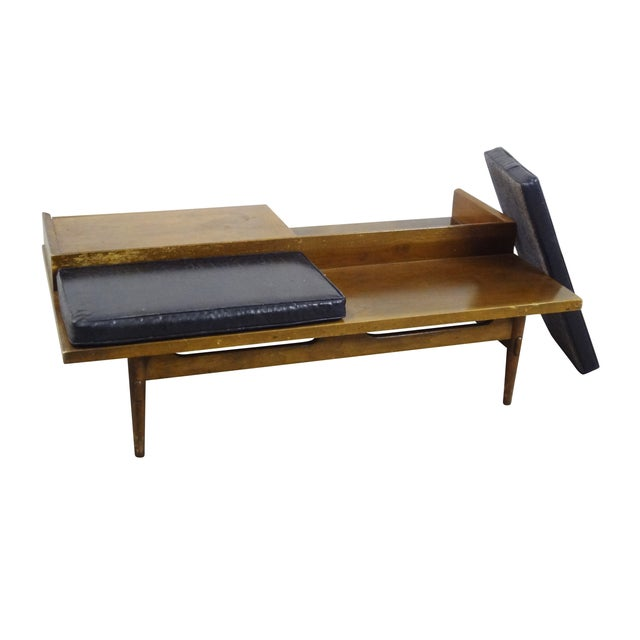 American of Martinsville Coffee Table Bench - Image 10 of 10
