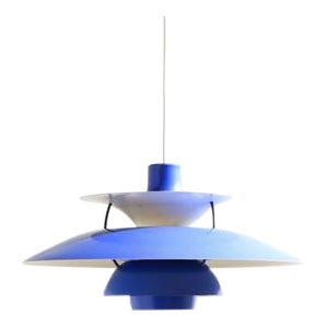 Paul Henningsen PH5 Pendant Light For Sale - Image 4 of 7