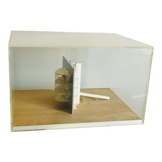 Architectural Model by John Hedjuk For Sale