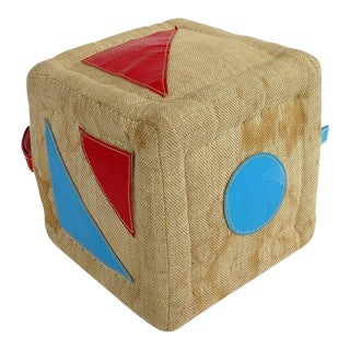 Renate Muller Cube Toy For Sale