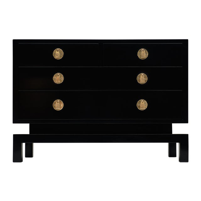 Mid-Century Chest in the Manner of Pierre Cardin For Sale - Image 10 of 10