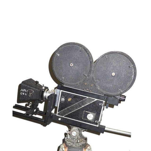 Eastman Kodak 1930 Kodak Cine Motion Picture Movie Camera As Sculpture with Updates For Sale - Image 4 of 7