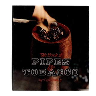 "1974 ""The Book of Pipes and Tobacco"" Collectible Book For Sale"