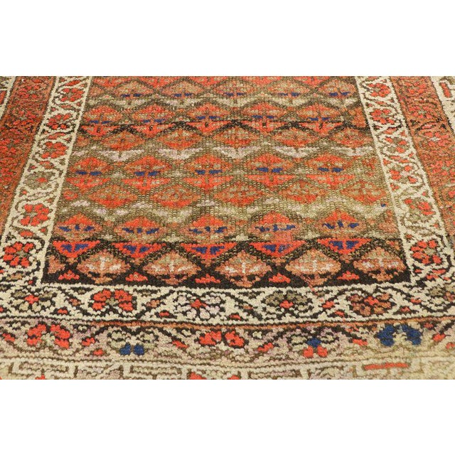 Contemporary 20th Century Persian Sarab Rug - 3′8″ × 6′1″ For Sale - Image 3 of 6