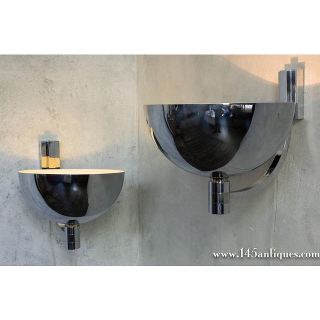 Pair of Large Sconces - Image 5 of 10