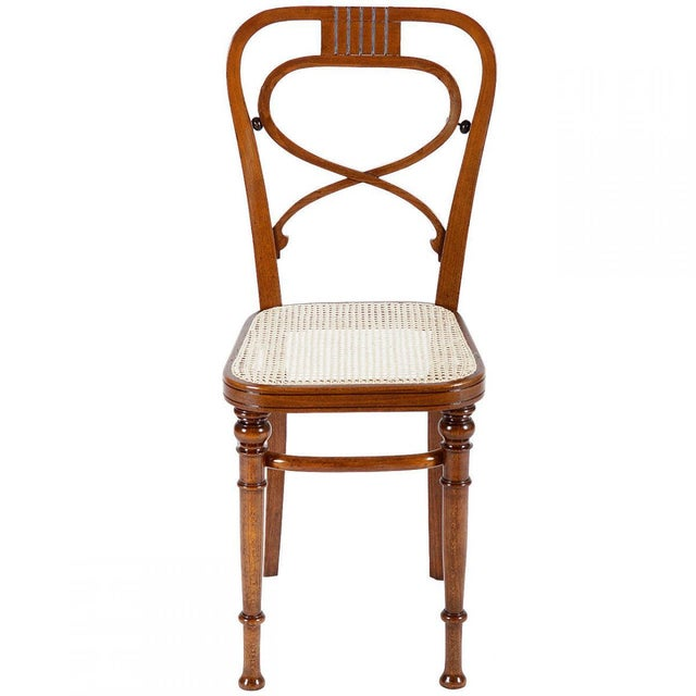 Antique chair from Thonet, 1890 For Sale - Image 10 of 10