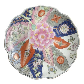 Tobacco Leaf Decorative Plate For Sale