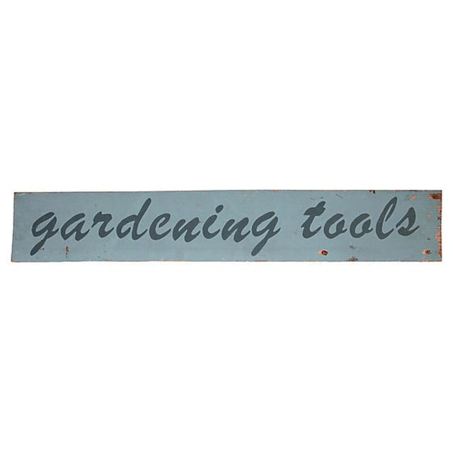 Gardening Tools Sign - Image 1 of 2