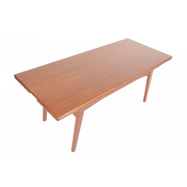 Danish Modern Coffee or Dining Elevation Table - Image 5 of 9
