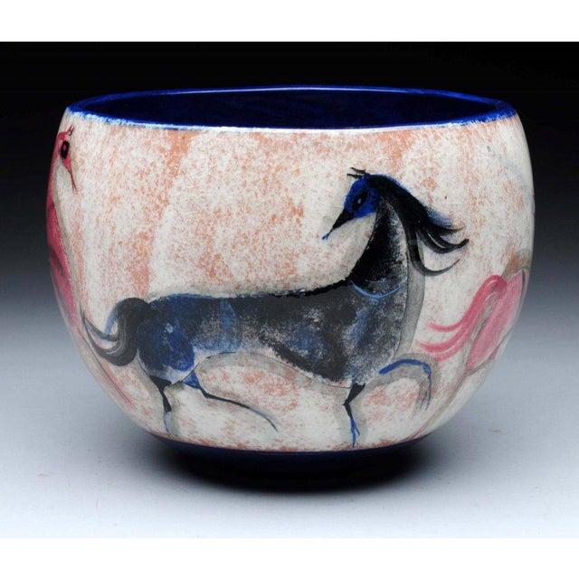 Polia Pillin Mid-Century Ceramic Vase - Image 4 of 5