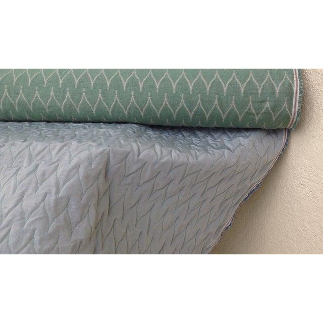 "Donghia Mattelasse Textile ""Onde"" - 4 Yards - Image 3 of 6"