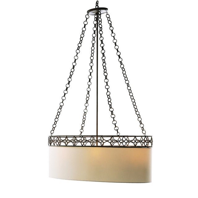 Modern Thomas Pheasant Chandelier For Sale - Image 3 of 4
