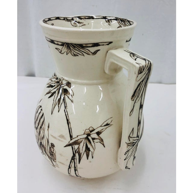 Late 19th Century Antique Pitcher For Sale - Image 5 of 11