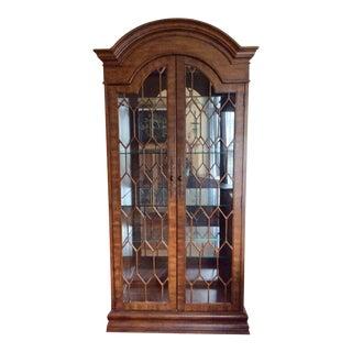 Hooker 2 Door Cabinet For Sale