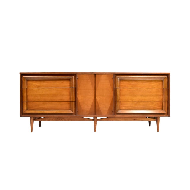 Mid-Century Modern Dresser/Credenza by Basic Witz For Sale